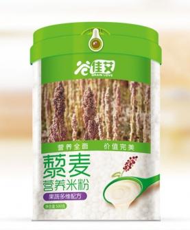 果蔬多维配方藜麦营养米粉