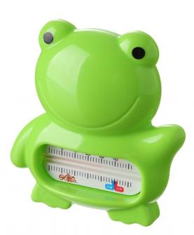 青蛙水温计