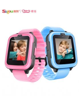 儿童4G智能wifi、gps定位手表