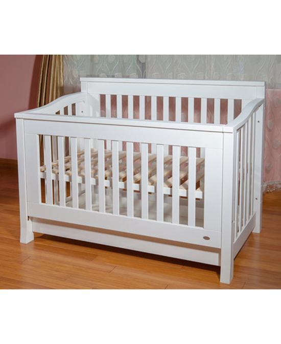 拉Q贝比实木婴儿床