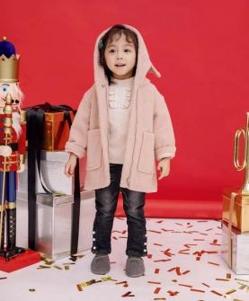 2018秋冬新款女童装