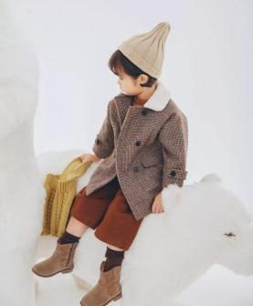 2018秋冬新款男童装