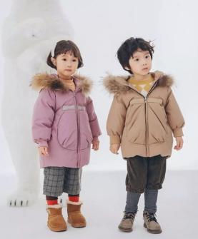 2018秋冬新款童装