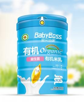 益生菌有机米乳