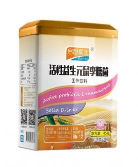 活性益生元鼠李糖菌固体饮料