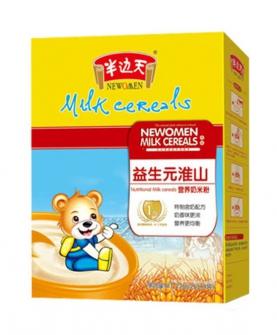 益生元淮山营养奶米粉1段