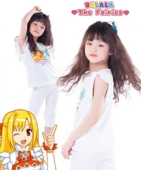 春夏新款童装