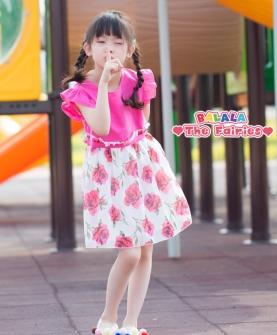 春夏新款童装连衣裙