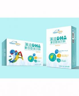 藻油DHA(成长型)