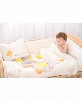 婴儿床上用品