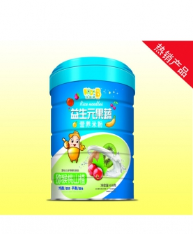 益生元果蔬营养米粉-猕猴桃山楂