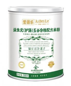 500克益生元五谷杂粮米粉-绿豆