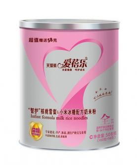 508克小米奶米粉-智护