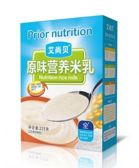 原味营养米乳