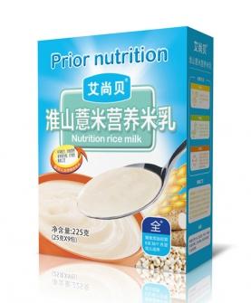 淮山薏米营养米乳