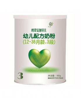 幼儿配方奶粉(12-36月龄,3段)100g