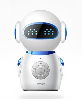儿童智能陪护机器人-蓝色