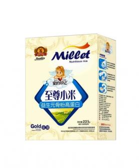 至尊小米铁盒装-益生元骨粉高蛋白