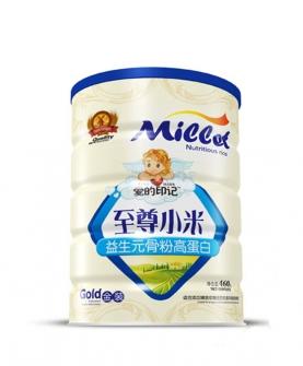 至尊小米铁听-益生元骨粉高蛋白