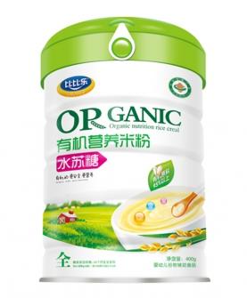 水苏糖有机营养米粉