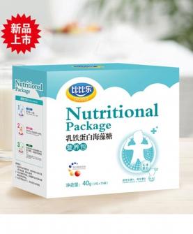 乳铁蛋白海藻糖营养包(盒装)