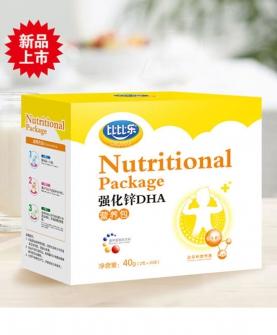 强化锌dha营养包(盒装)