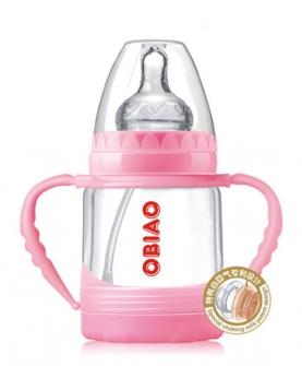 玻璃内胆双层奶瓶170ml