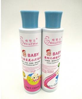 婴儿保健浴液