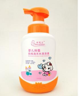 婴儿抗菌奶瓶淘米水清洁液
