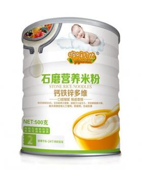 钙铁锌多维米粉