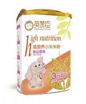 淮山薏米高营养小米米粉3段