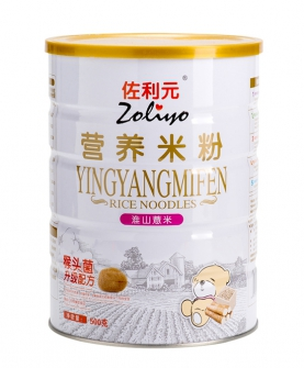 淮山薏米宝宝营养米粉