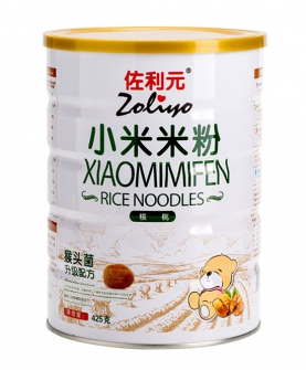 核桃小米米粉