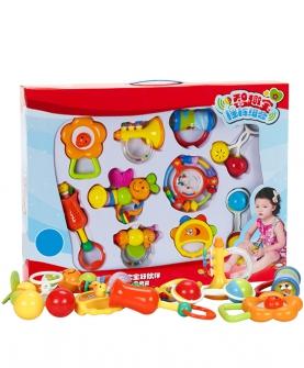 婴儿玩具摇铃