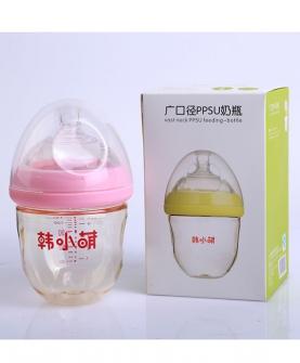 广口ppsu奶瓶