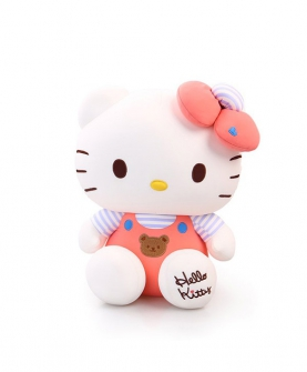 毛绒玩具hello kitty娃娃公仔