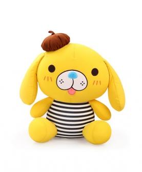 毛绒玩具布丁狗