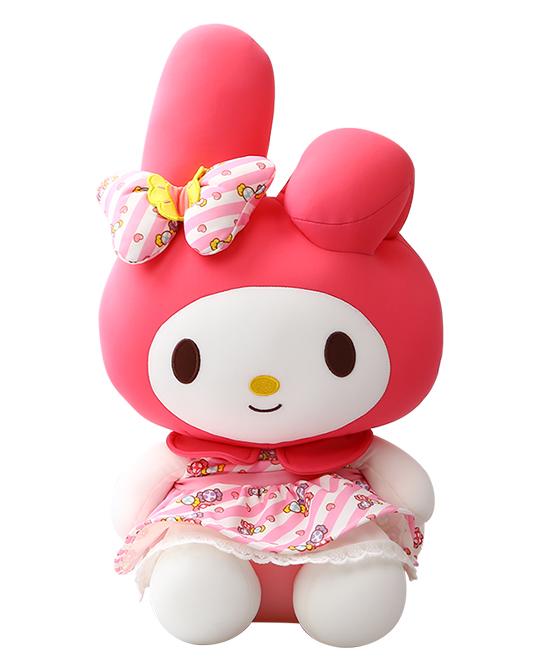 舒宠公仔玩具雪花粒子hello kitty公仔玩偶代理,样品编号:70833