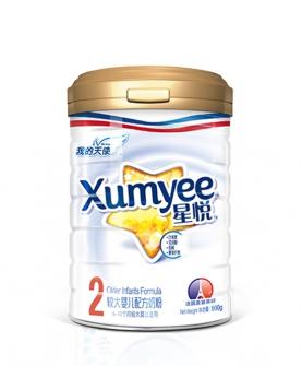 較大嬰兒配方奶粉2段
