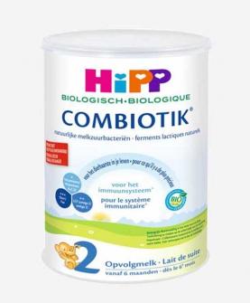 荷兰Hipp喜宝 益生菌奶粉2段