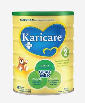 新西兰Karicare可瑞康 婴儿羊奶粉2段