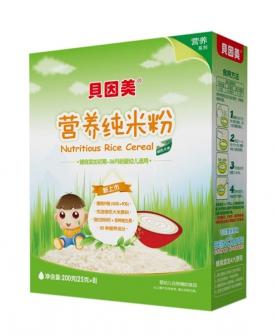 营养纯米粉200g