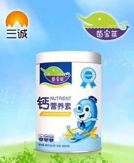 钙营养素罐装
