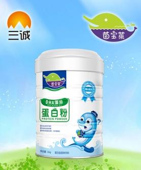 DHA藻油蛋白粉