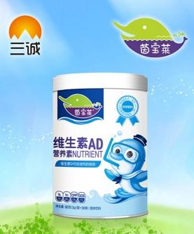维生素AD营养素罐装