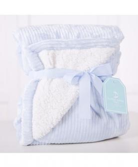 春夏季新生婴儿毛毯