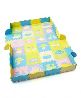 婴儿童宝宝拼图游戏爬行垫