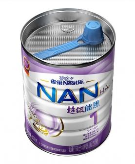 乳蛋白部分水解婴儿配方奶粉 800g1段