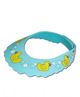 婴儿护眼洗头帽