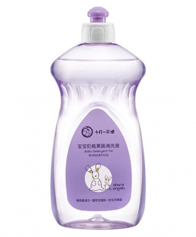 宝宝奶瓶果蔬清洗液